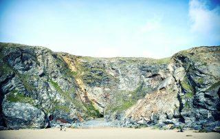 Carnewas cliffs