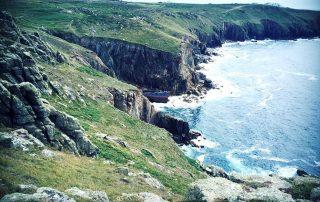 coastline shipwreck