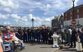singing fishermen Padstow